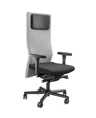 fauteuil de direction ergonomique -loeffler-lezgo