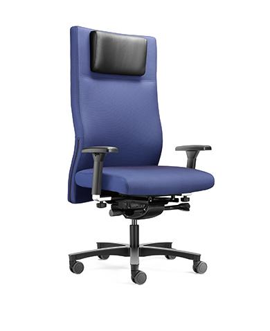 fauteuil de direction loeffler panamero